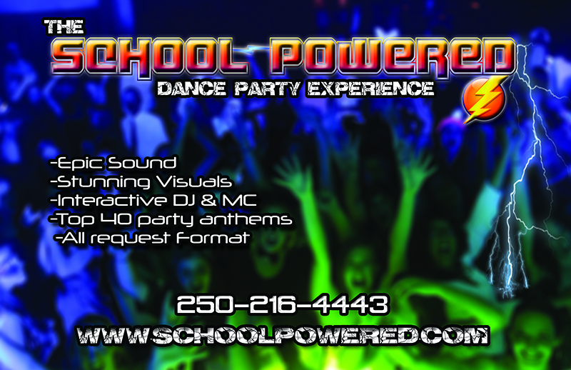 School Dance DJ Services